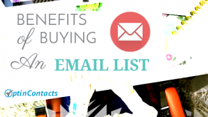 Benefits of buying an Email List