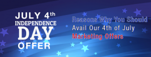 How should you run your 4th of July Marketing Campaign