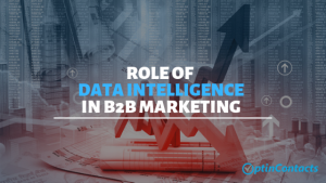 Role of Data Intelligence in B2B Marketing